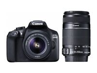 Selling Cannon Camera EOS 1300D with 18-55mm lens