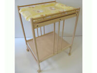 Brand New Geuther Baby Changing Table - Louise Model 50% OFF RRP £120