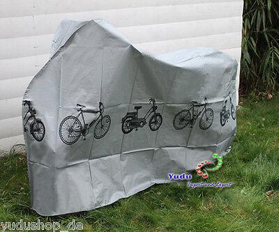 Garaje de Bicicletas Cubiertas Capuchas Protectoras Bicicleta Funda Protectora