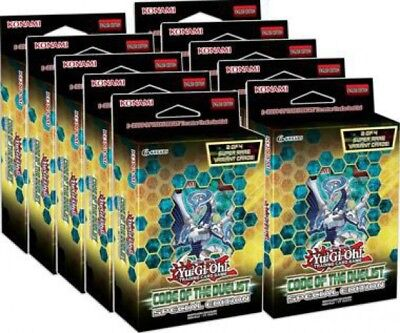 YuGiOh Code of the Duelist Special Edition Box [10 Packs]