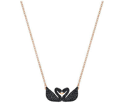 Swarovski Crystal ICONIC SWAN DOUBLE NECKLACE 5296468