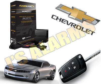 Remote Start 2010-2015 Chevrolet Camaro Plug & Play DIY Install Chevy GM7