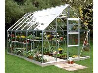 Greenhouse wanted