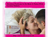 Erection Problems Is No More A Taboo With Levitra Tablets