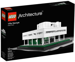 Lego Architecture 21014, new in factory sealed box