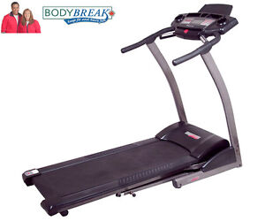 BODYBREAK TREADMILL (EXCELLENT CONDITION)