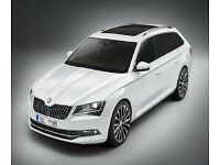 Order for 66 plate now, Skoda Superb hatch & estates, save £1000's, from..