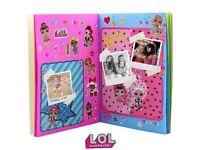 L.O.L. Surprise Create Your Own Scrapbook Set