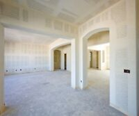 drywall taper/finisher plus ceilings for hire