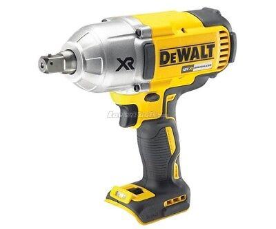 DEWALT DCF899B 20V MAX XR Brushless High Torque 1/2 Impact Wrench / Detent Anvil