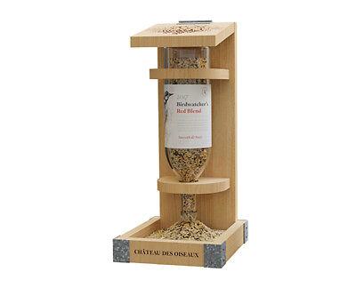 Woodlink Novelty Wine Bottle Bird Seed Feeder 24351