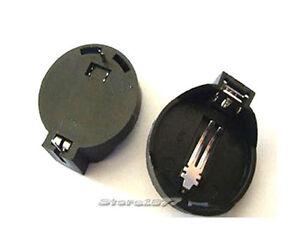 New-50pcs-CR2025-CR2032-Battery-Button-Cell-Holder-Socket-s849