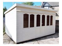 13ft x 10ft in 15mm T&G Isla Summer House