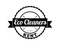 Eco Cleaners Kent - Environmentally Friendly Cleaning Service, Domestic and Commercial