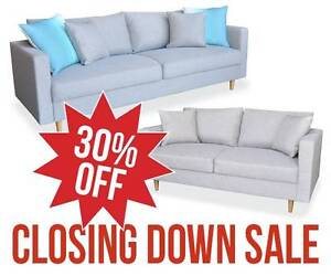 *SALE* Adelaide Sofas- 4 Colours - 2 Sizes - From $499 for sale  Osborne Park