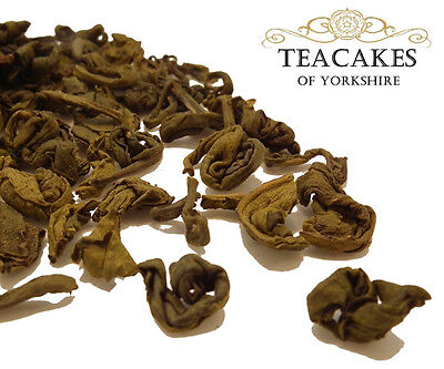 Mint Green Tea 100g Green Aromatic Loose Leaf Tea Best Value