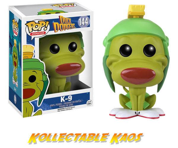 Duck Dodgers - K-9 Pop! Vinyl Figure
