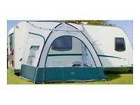 Caravan Porch Awning - Barely Been Used