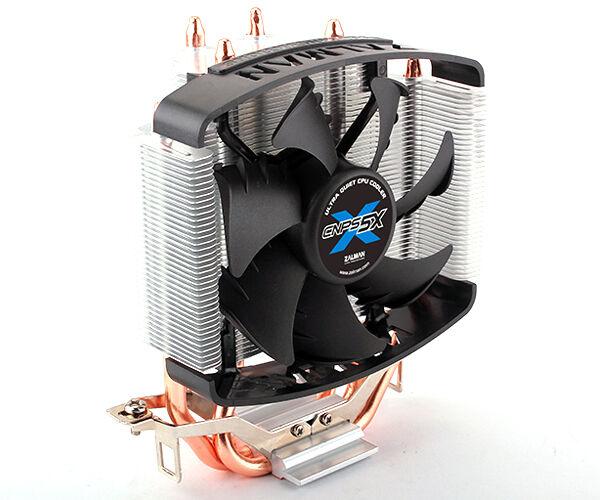 Zalman Cpu Cooler Cnps5x Performa Heatsink Socket 1150