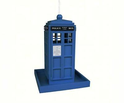 British Police Call Box Feeder (Dr. Who)