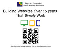 Get out from the crowed with Digit Art Designs Ltd. web services