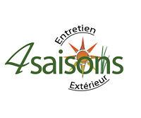 Les Entretiens Extérieur 4 Saisons - Rigaud Hudson St-Lazard.