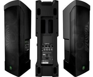 NEW! NOUVEAU* MACKIE REACH ALL-IN-ONE PROFESSIONAL PA SYSTEM