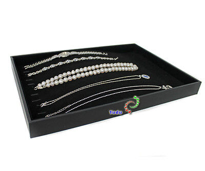 Samt  Vorlagebrett für lange Ketten  Armbänder Halsketten