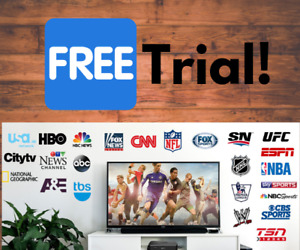 Exclusive IPTV Service, Don't miss out FREE Trial Here