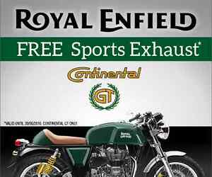 2016 Royal Enfield Continental GT Osborne Park Stirling Area Preview