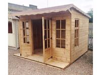 SALE: 10ft x 10ft Summer House