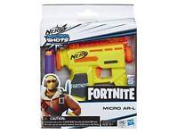 Nerf Fortnite Microshots Blaster