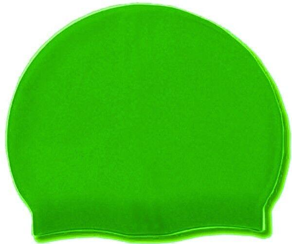 New Silicone Swim Cap//Swimming Hat