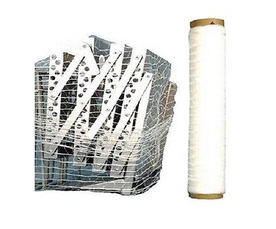 Netting Stretch Pallet Wrap Machine Film 20 Inch X 10000 Ft 90 Rolls Fast Ship