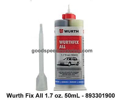 Wurth Fix All - High Strength 2 Part Epoxy - 893301900