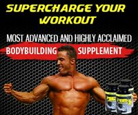 ★ A Natural Anabolic That Stimulates Potent Muscle Growth