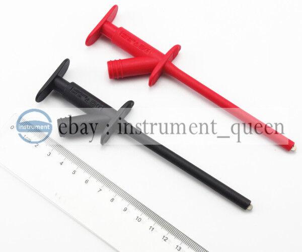 Extech TL741 Heavy Duty Plunger Style Hook Clips