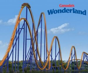 Wonderland Day Admission Tickets