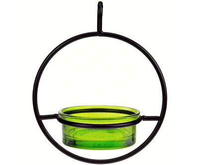 Couronne Co Lime Sphere Hanging Bird Feeder COURM04520001