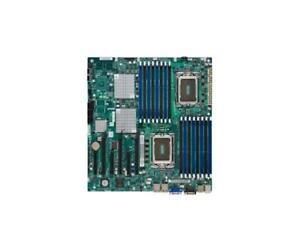 Supermicro H8DGI-F Motherboard w/(2) AMD Opteron 12-Core 2.6GHz (6238) & Heatsinks