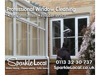 5* Rated Window Cleaning Service - Adel Horsforth Rawdon Yeadon Guiseley