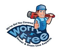Real 24/7 Worry Free Plumbing and Drain Line Services
