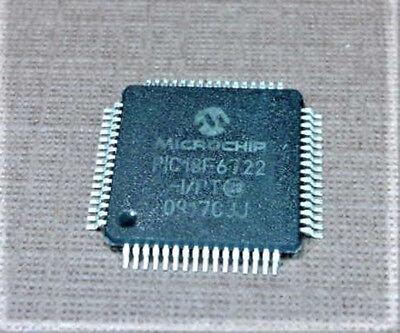 Microchip Pic18f6722-ipt Mcu 8-bit 128kb Flash 64tqfp Package