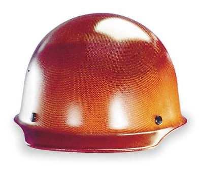Skullgard Front Brim Hard Hat 4 Pt. Ratchet Msa 475395