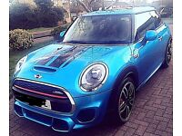 Mini John Cooper Works 2.0 Hatch - low mileage
