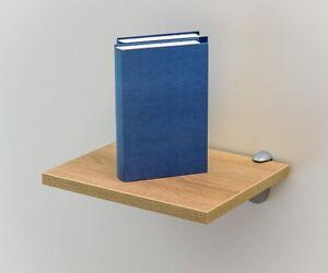 wandregal wandboard b cherregal regal eiche s gerau nb 30 cm ebay. Black Bedroom Furniture Sets. Home Design Ideas