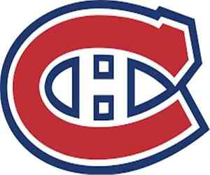 GREAT REDS LOWER BOWL & DESJARDINS SEATS for ALL HABS GAMES !