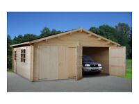 5.75m x 5.1m Garage