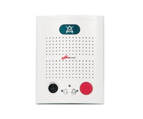 NEW Rauland Responder R4000 Single call station with Emerg button R4K14SA