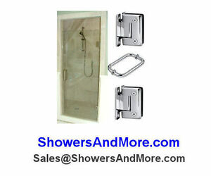 Luxurious Glass Shower Door with Hardware - New! London Ontario image 3